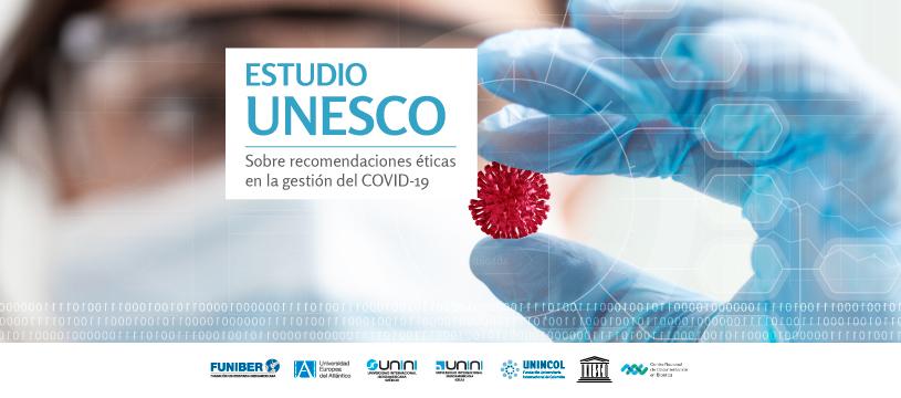 UNINCOL colabora en estudio sobre recomendaciones de la UNESCO para la gestión del COVID-19