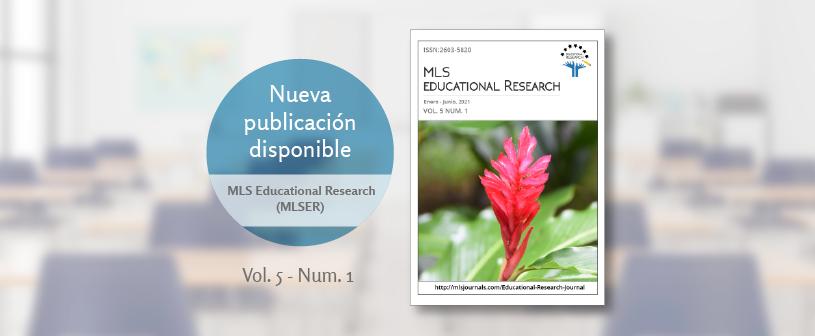 Nuevo número de la revista MLS Educational Research patrocinada por UNINCOL
