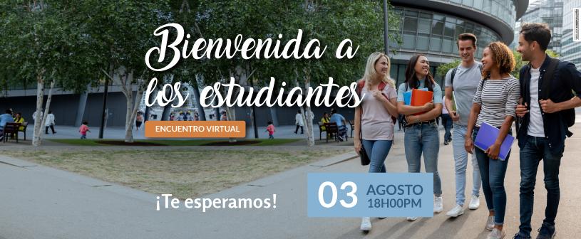 UNINCOL da la bienvenida a los nuevos estudiantes a través de un encuentro virtual