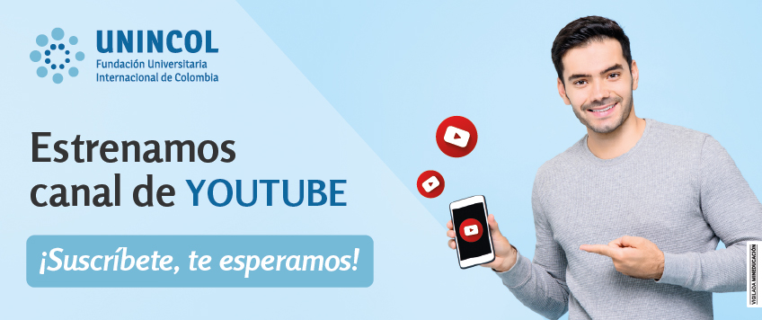 UNINCOL estrena canal de YouTube